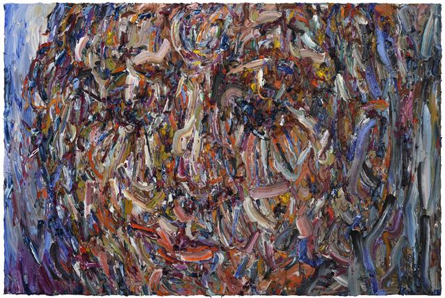 , 'Blue Velvet,' 2017, Richard Heller Gallery