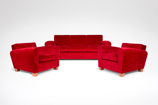 , 'Living Room Sofa and a Pair of Armchairs,' ca. 1949, Galerie Marcilhac