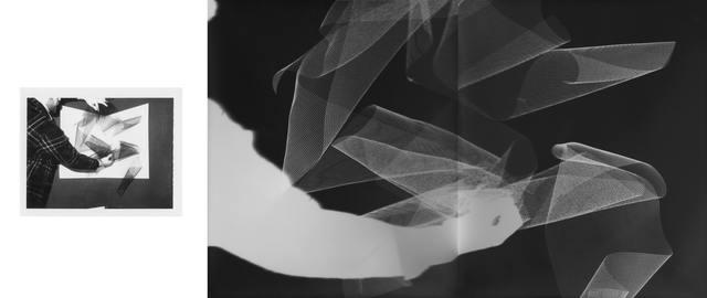 , 'Shot/Reverse Shot (Corner Piece #2),' 2012, Yancey Richardson Gallery