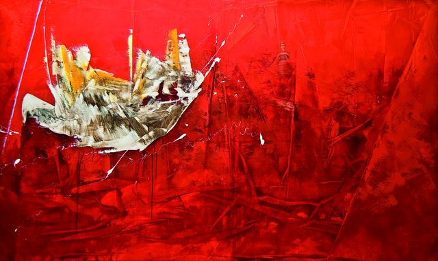 , 'Roja vastedad / Red Vastness,' 2010, ArteMorfosis - Cuban Art Platform