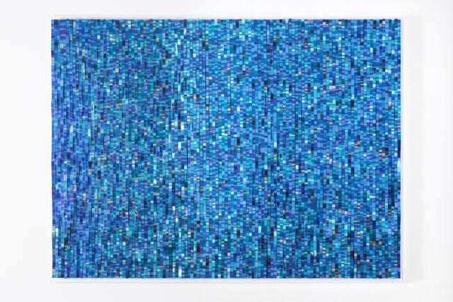 , 'Blue Reflection,' 2018, Micheko Galerie
