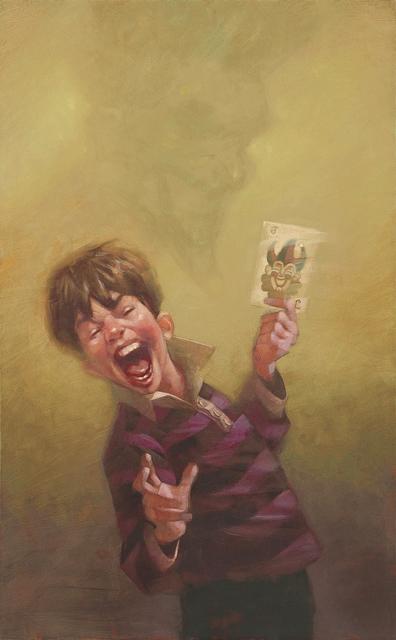 Craig Davison, 'Play The Joker', 2016, Castle Fine Art