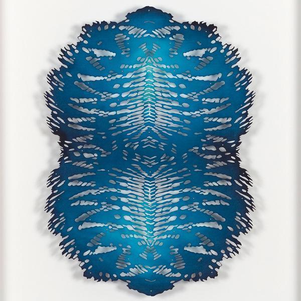 , 'Blue Apatite,' 2018, Caviar20