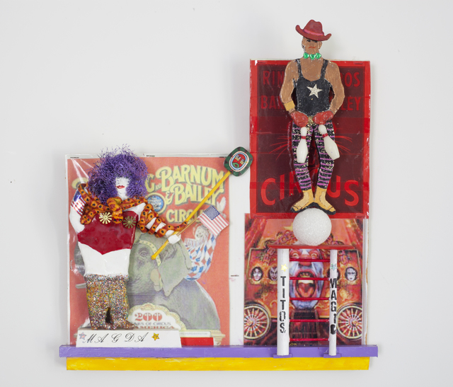 , 'Circus I,' ca. 2004, VSOP Projects