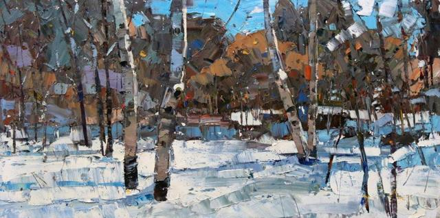 , 'Winter's Rest,' 2016, Trailside Galleries