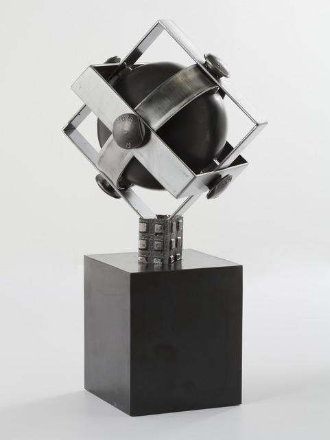 , 'Cage Black Soul,' 2014, Maison Gerard