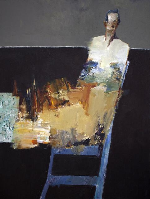 , 'Seated Figure III,' , Sue Greenwood Fine Art