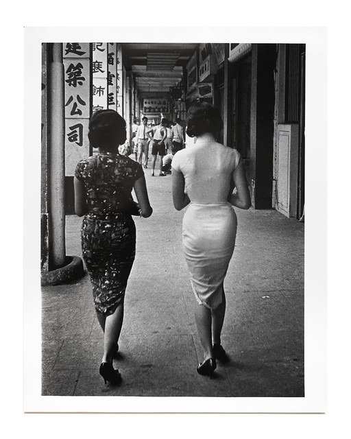 , 'Two Women (Gloucester Road 1961),' 1961, Blindspot Gallery