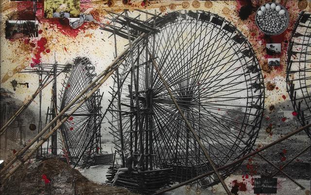 , 'Water Wheel,' 2017, Louis K. Meisel Gallery