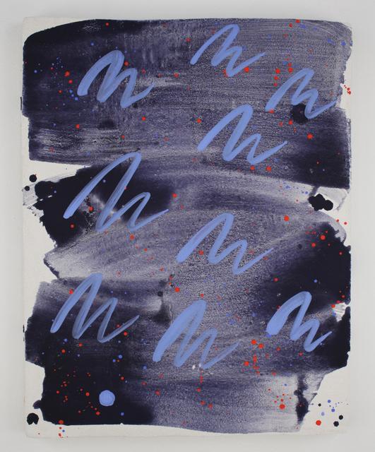 , 'Dark Water,' 2015, George Lawson Gallery