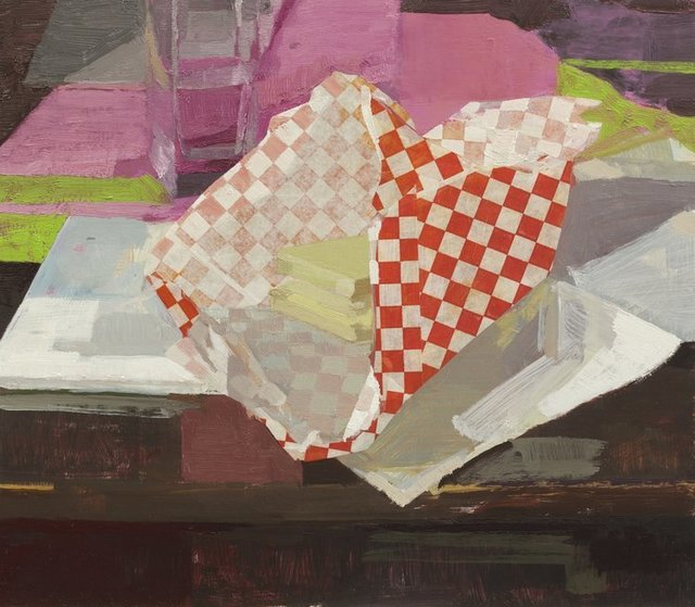 , 'Sandwich 1,' 2018, Alpha Gallery