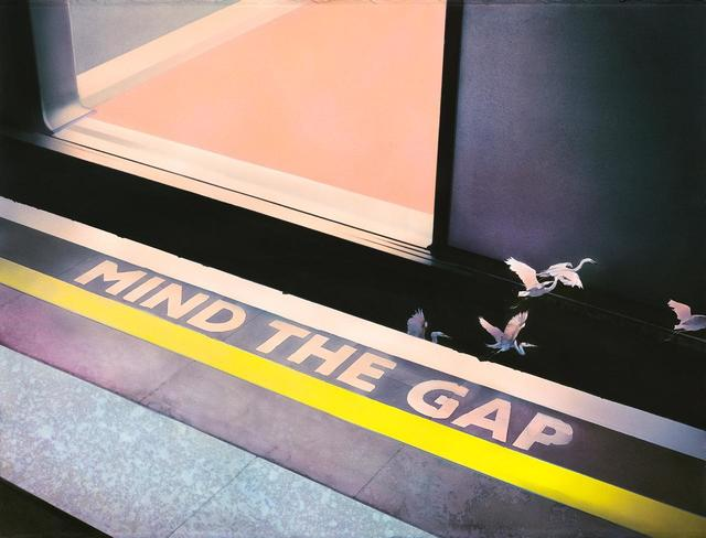 , 'Mind the Gap,' 2019, Artwin Gallery