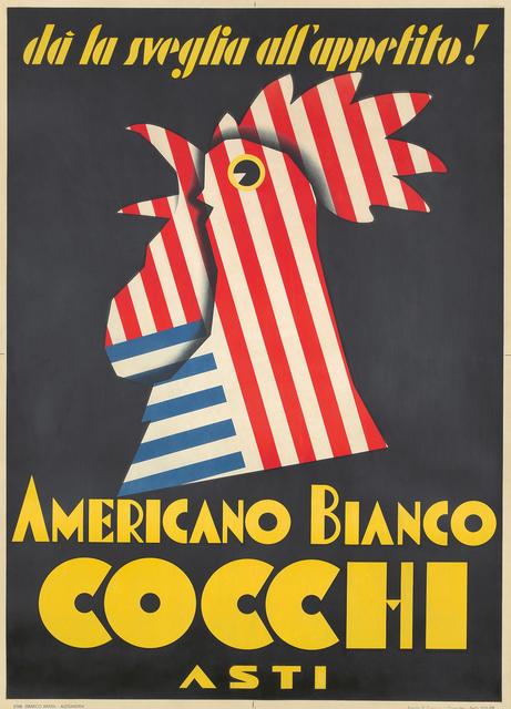 , 'Cocchi.,' 1938, Rennert's Gallery
