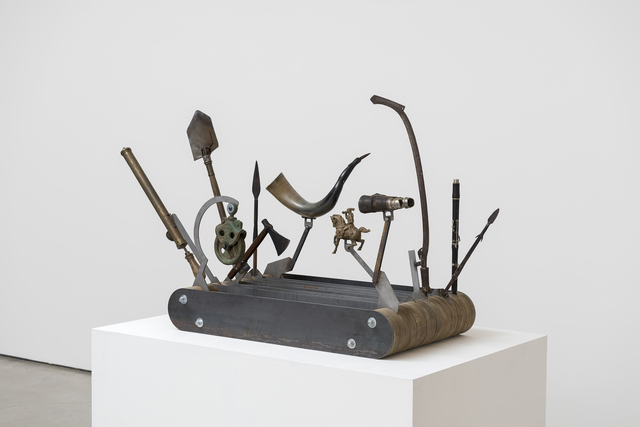 , 'Swiss Army Knife,' 2015, Galeria Luisa Strina
