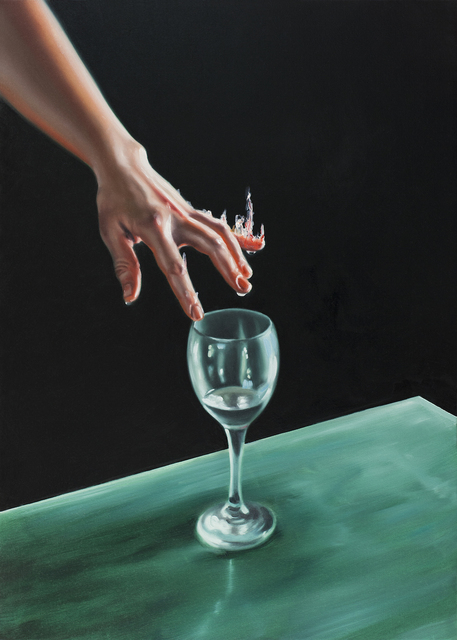 , 'The Glass Harmonica III,' 2016, Gallery Baton