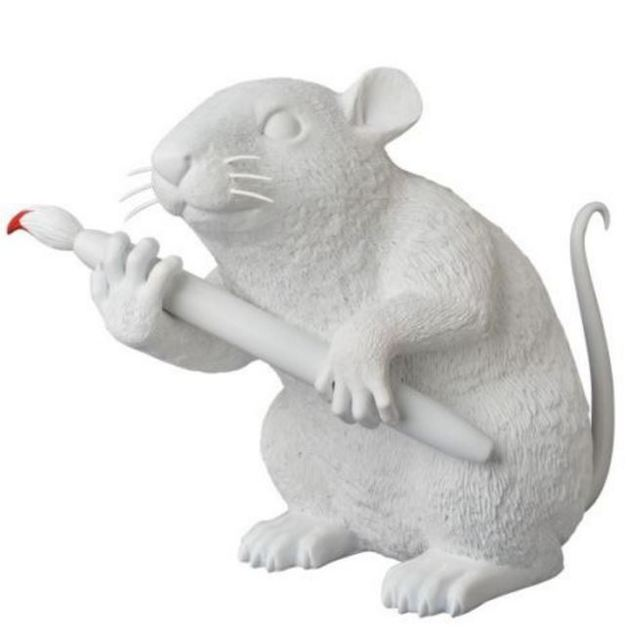 Banksy, 'Love Rat Statue', 2016, Julien's Auctions