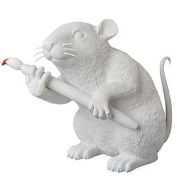 Love Rat Statue