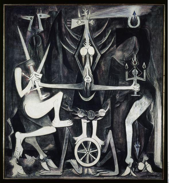 , 'Les Noces,' 1947, Centre Pompidou