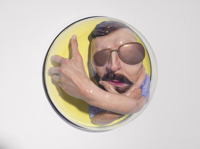 , 'Selfie Dennis,' 2017, Accesso Galleria