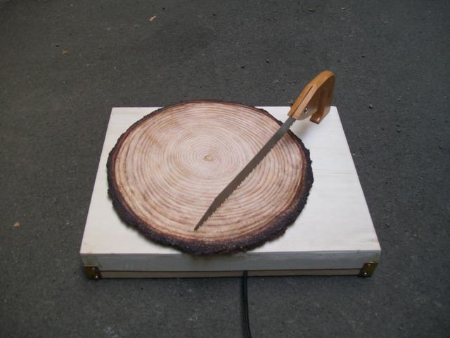 , 'Record Player,' 2015, ESH Gallery