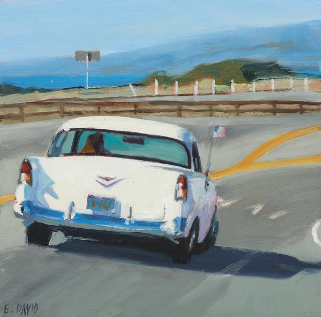 , 'Beach Chevy,' 2015, Paul Thiebaud Gallery
