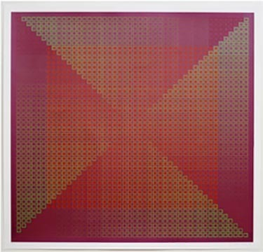 , 'Composite - Red with Red ,' 1981, David Richard Gallery