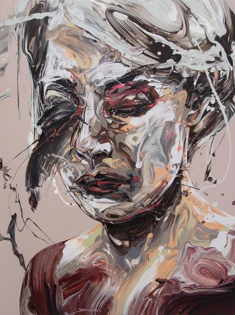 , 'Transcription 58 (She),' 2018, Joseph Nease Gallery
