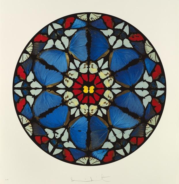 Damien Hirst, 'Psalm: Verba mea auribus', 2009, Denis Bloch Fine Art