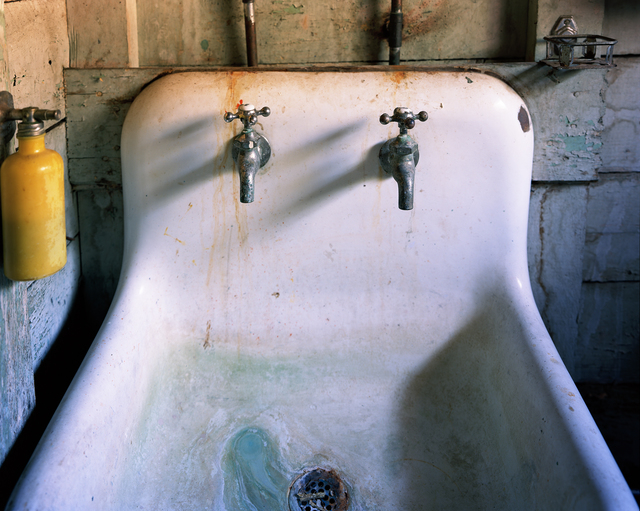 Jade Doskow, 'Sink (After Gober) ', 2017-2018, Tracey Morgan Gallery