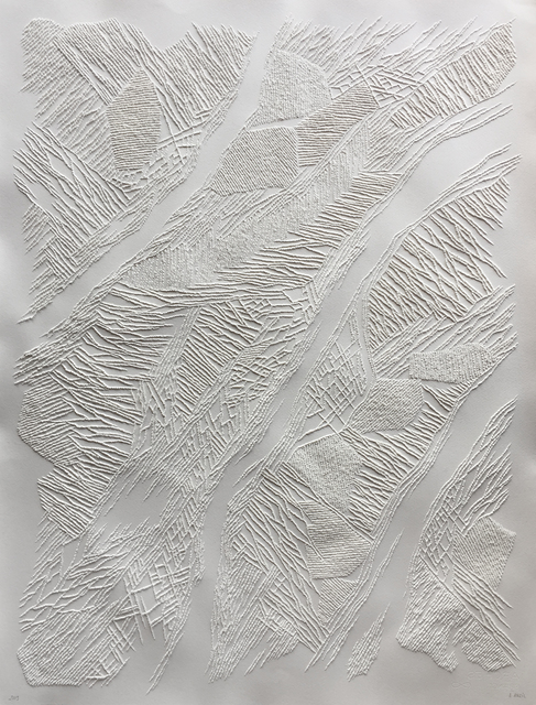 , 'Untitled #3,' 2019, Muriel Guépin Gallery