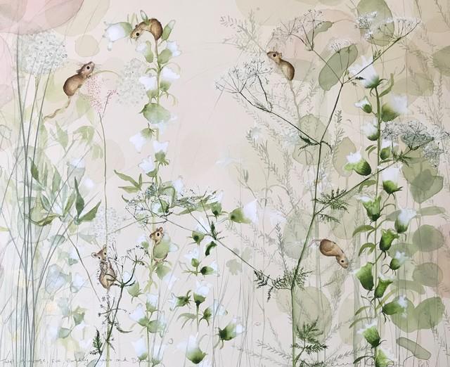 , 'Tulip, Primrose, Eve, Parsley, Agnes and Delia,' 2018, Sarah Wiseman Gallery