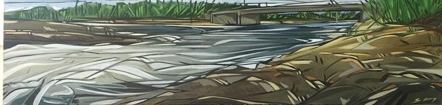 , 'River,' , Loch Gallery