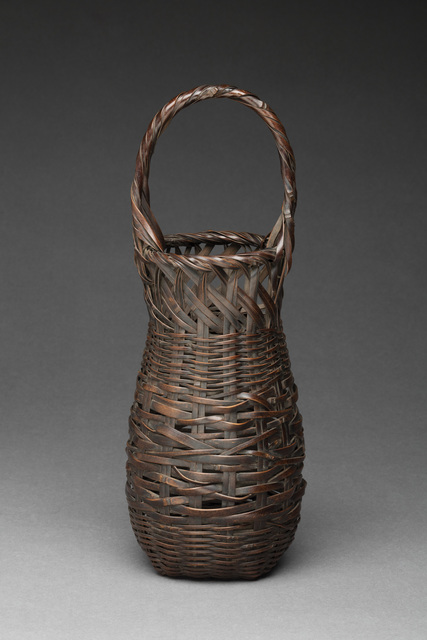 , 'Basket for Flowers,' 1904 to 1920s, TAI Modern