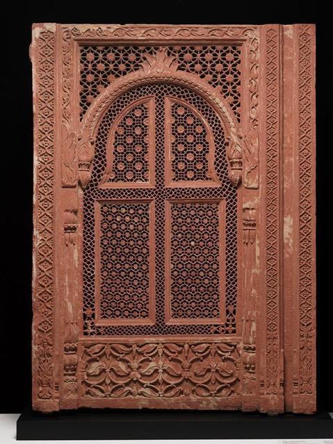 , 'Jali Screen,' ca. 18th century, Dallas Museum of Art