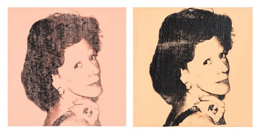 Andy Warhol, 'Caroline Law (Mrs. Theodore) (PO 50.556,' 1975, Heritage Auctions: Modern & Contemporary Art