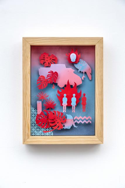 , 'Caveirão,' 2019, Underdogs Gallery