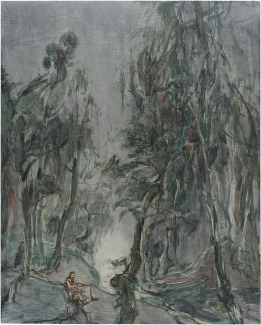 , ' Calamus,' 2017, Aye Gallery