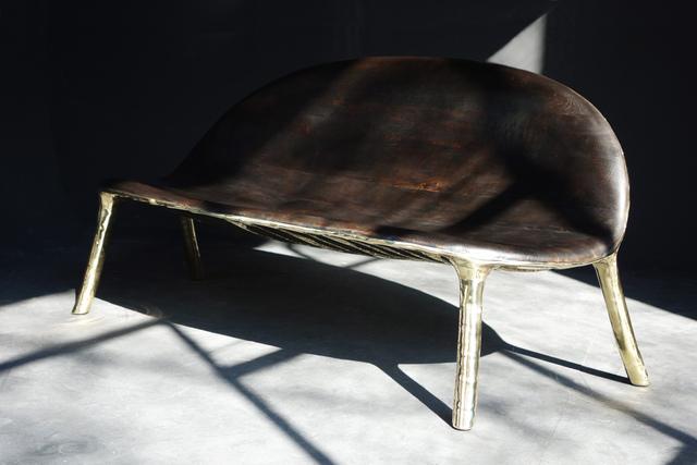 """, '""""Spring/Summer ++"""" sofa,' 2015, Galerie Gosserez"""