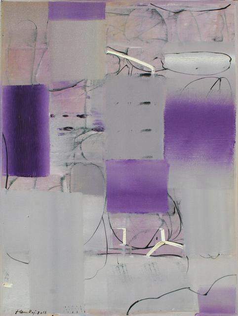 , 'Voice of God 15,' 2017, Bill Lowe Gallery