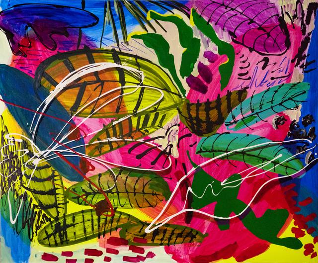 , 'Canopy,' 2017, Reynolds Gallery