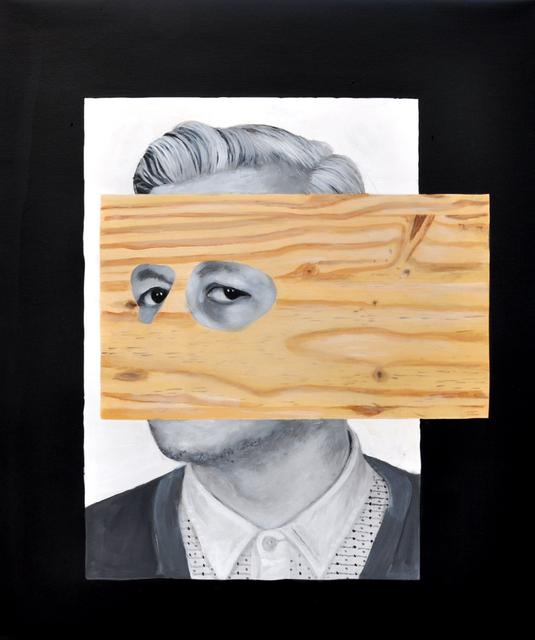 , 'Le sous-bois,' 2016, Galerie Thomas Bernard