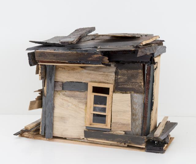 , 'Cedar House with Poplar Base ,' 2009, Andrew Edlin Gallery