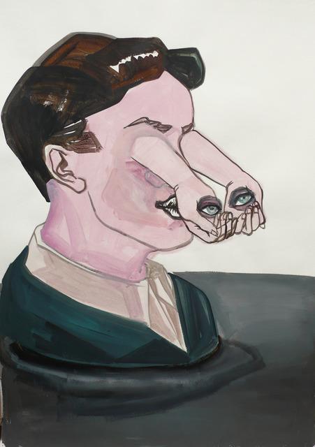 , 'Untitled 1,' 2015, Voloshyn Gallery