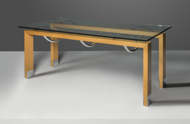 Jasper Morrison, 'A 'Ribbed' dining table', 1987, Christie's