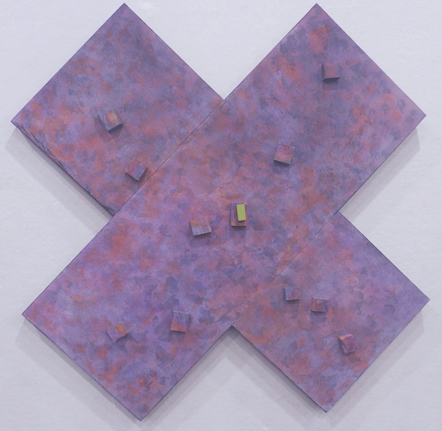 , 'X,' 2014, Carter Burden Gallery