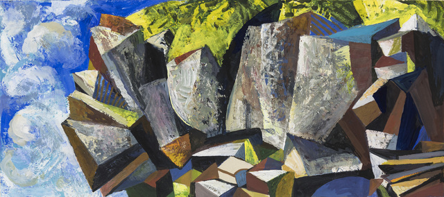, 'Exposed Basalt - Baroque Fugue,' 2018, Russo Lee Gallery