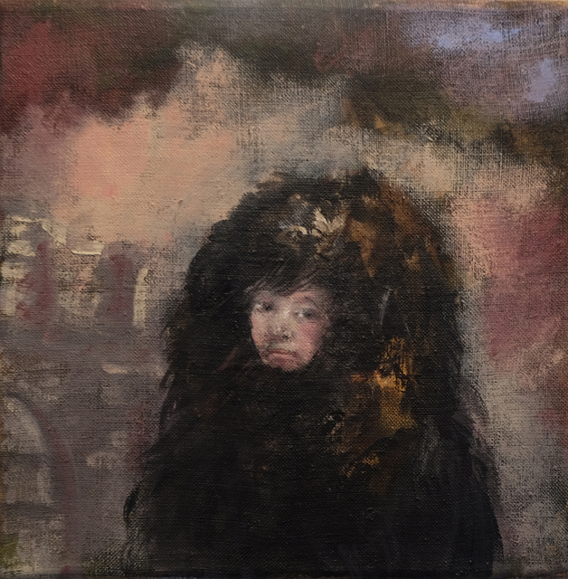 , 'Feral Child ,' 2018, Charlie Smith London
