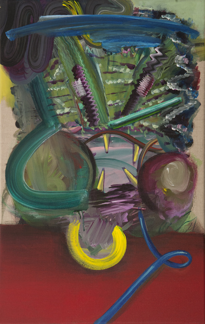 , 'Electrified,' 2015, Juan Silió