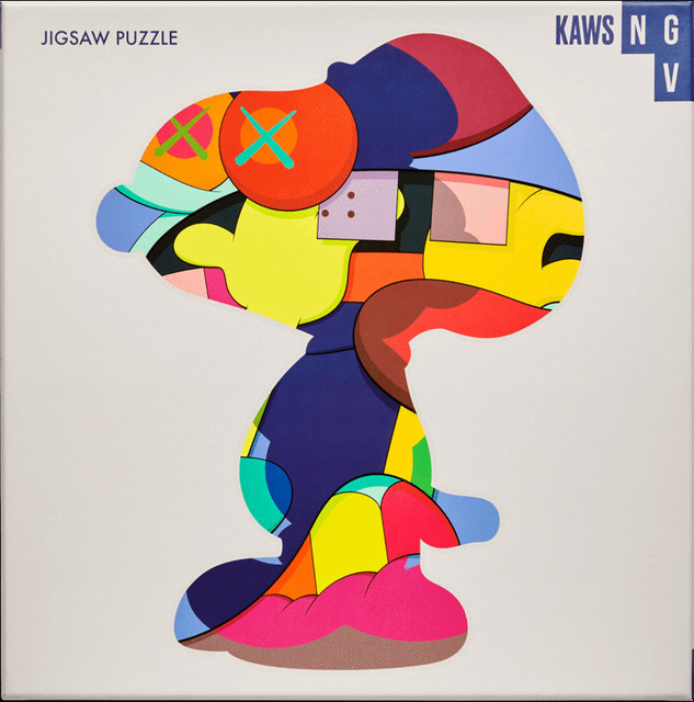 """KAWS, 'KAWS x NGV """"No One's Home"""" 1000 Piece Jigsaw Puzzle', 2019, Curator Style"""