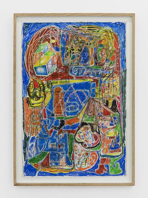 Steve DiBenedetto, 'Game Rug', 2019, galerie frank elbaz